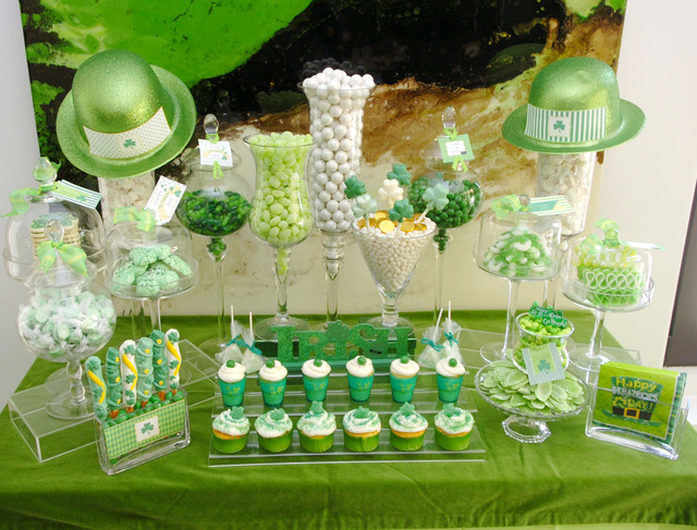 St patrick s day inspired wedding epic event planning for Decor st