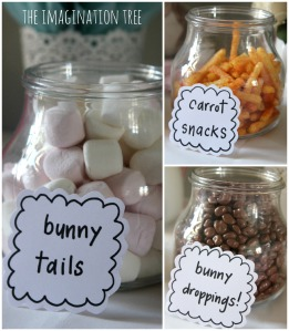 Bunny-themed-party-snacks