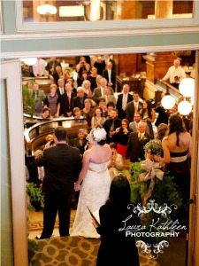 Mr. and Mrs. Daniel and Lauren Vereb, Saturday, September 27, 2014, Grand Concourse, Pittsburgh